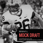 Saquon Barkley 2018 NFL Mock Draft